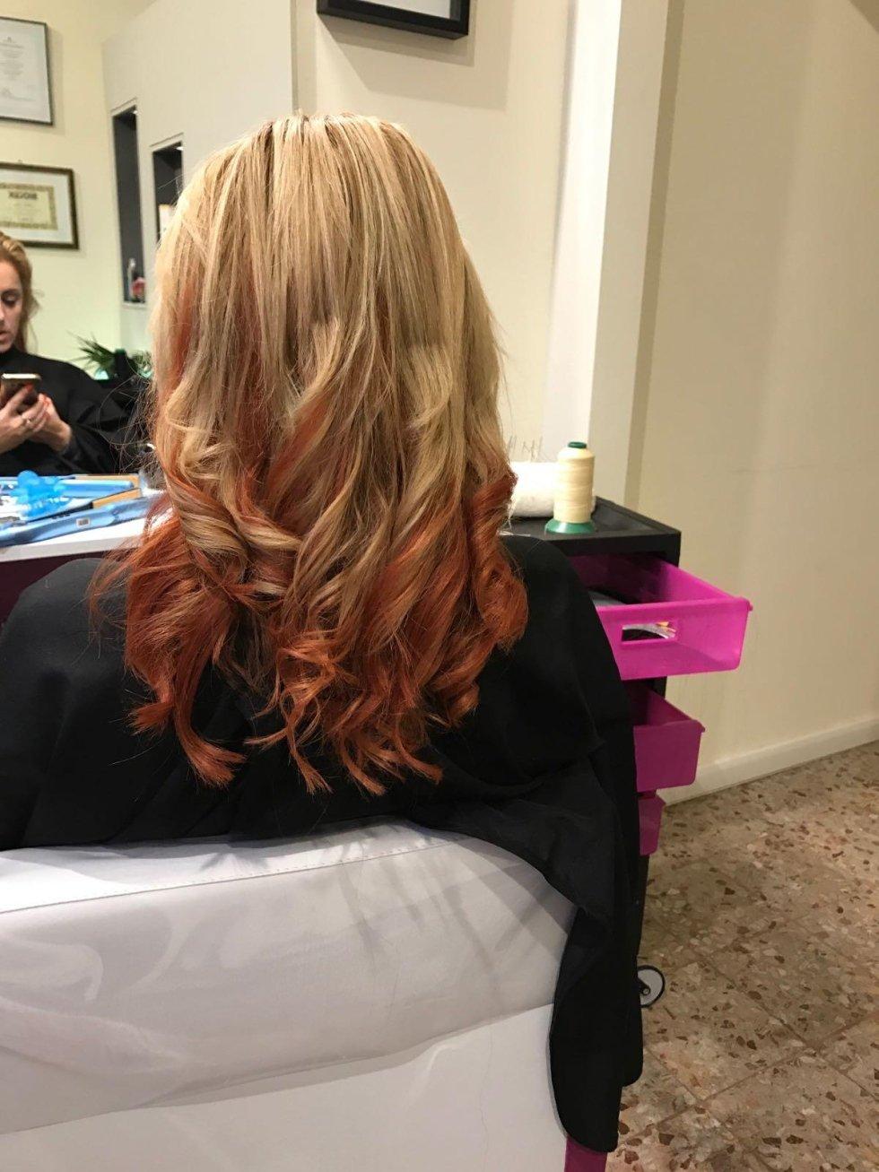 capelli con color