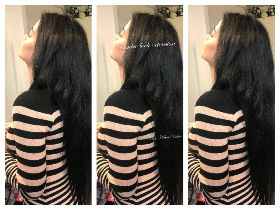 cambio look extension-vista laterale