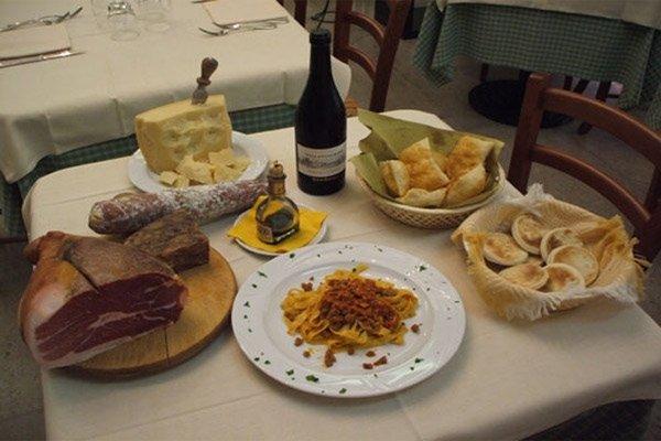 Trattoria - Il Fantino - Modena