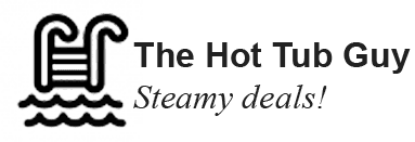 The Hot Tub Guy logo