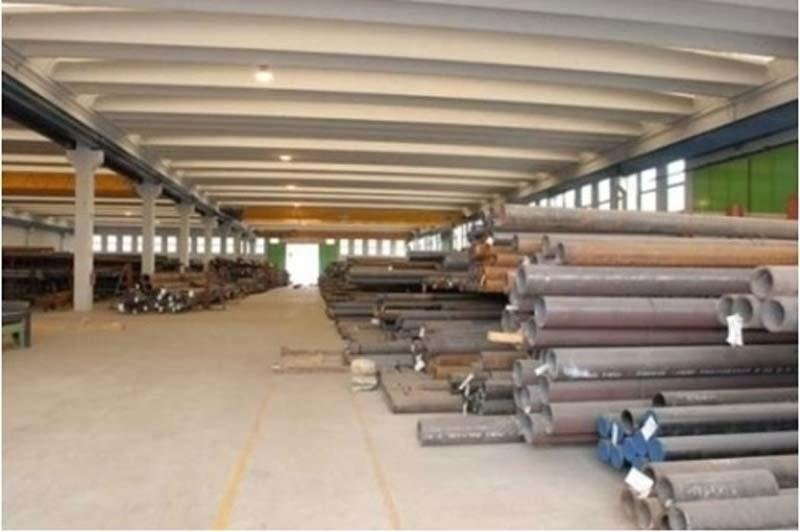 supply of thick pipes
