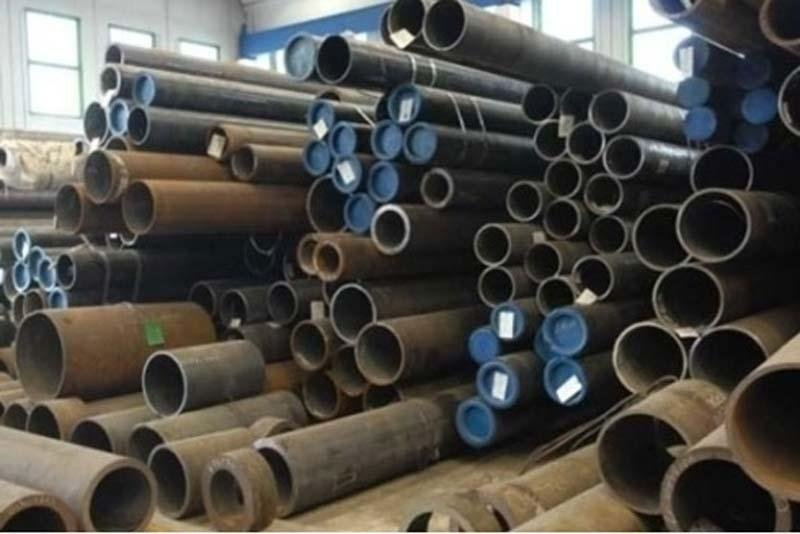supply of thick tubes