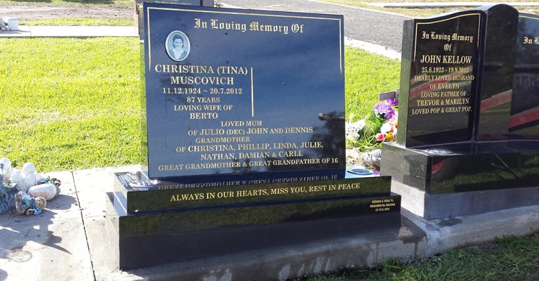 keenan jt and pm and sons monument