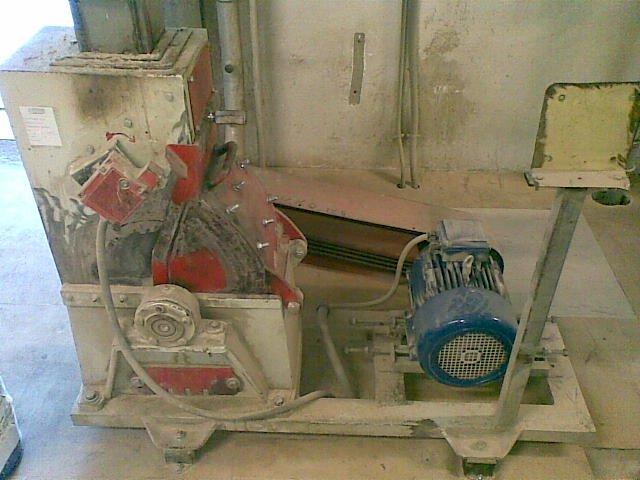 attrezzature molini e mangimifici
