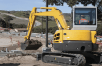 Mini Excavators 5tonne