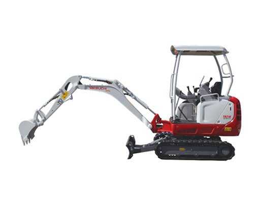 Mini Excavators Plant and Equipment Excavator1