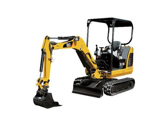 Mini Excavators Plant and Equipment Excavator2