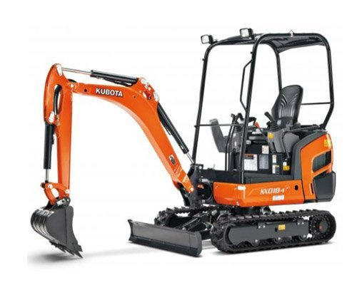 Mini Excavators Plant and Equipment Excavator4