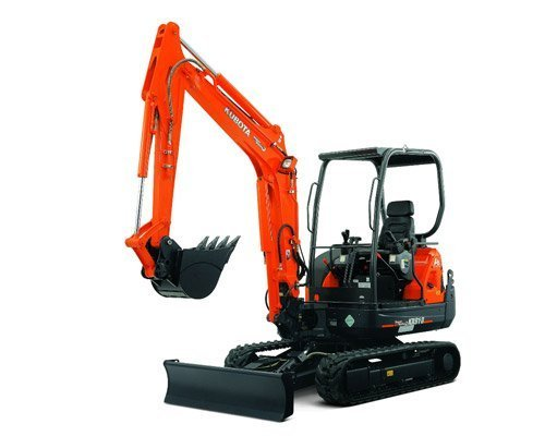 Mini Excavators Plant and Equipment Excavator5