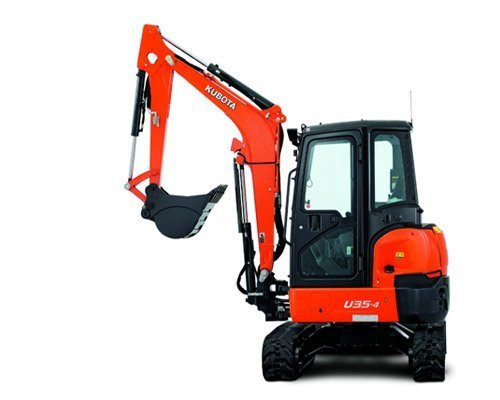 Mini Excavators Plant and Equipment Excavator6