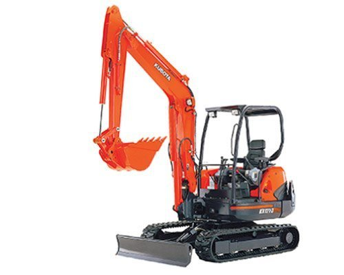 Mini Excavators Plant and Equipment Excavator7