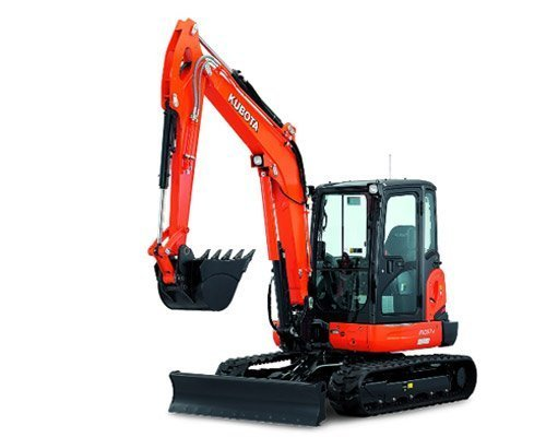 Mini Excavators Plant and Equipment Excavator8
