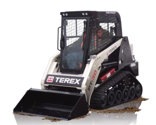mini excavators terex pt30