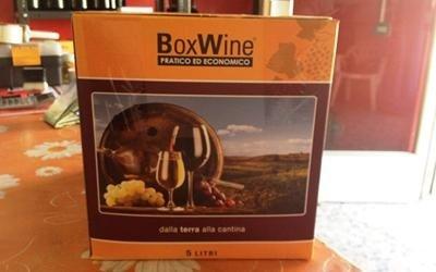 Enoteca box vino