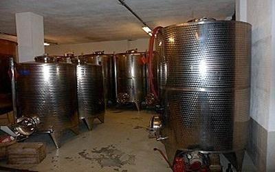 Spillatura vino