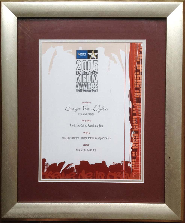 2005 award