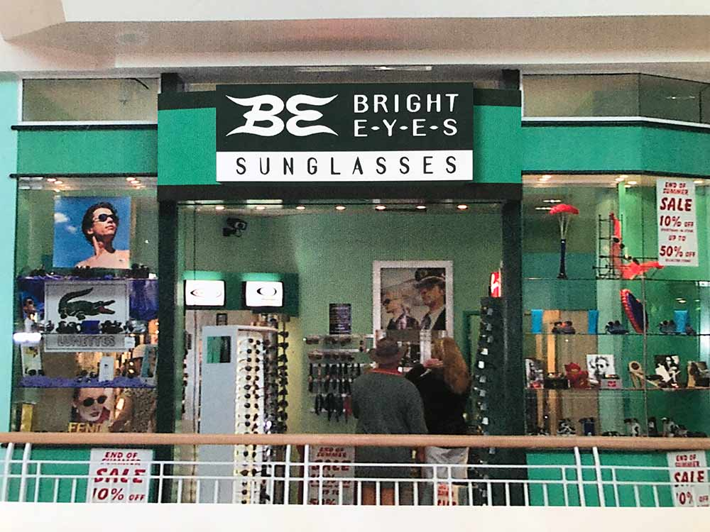 bright eyes store front