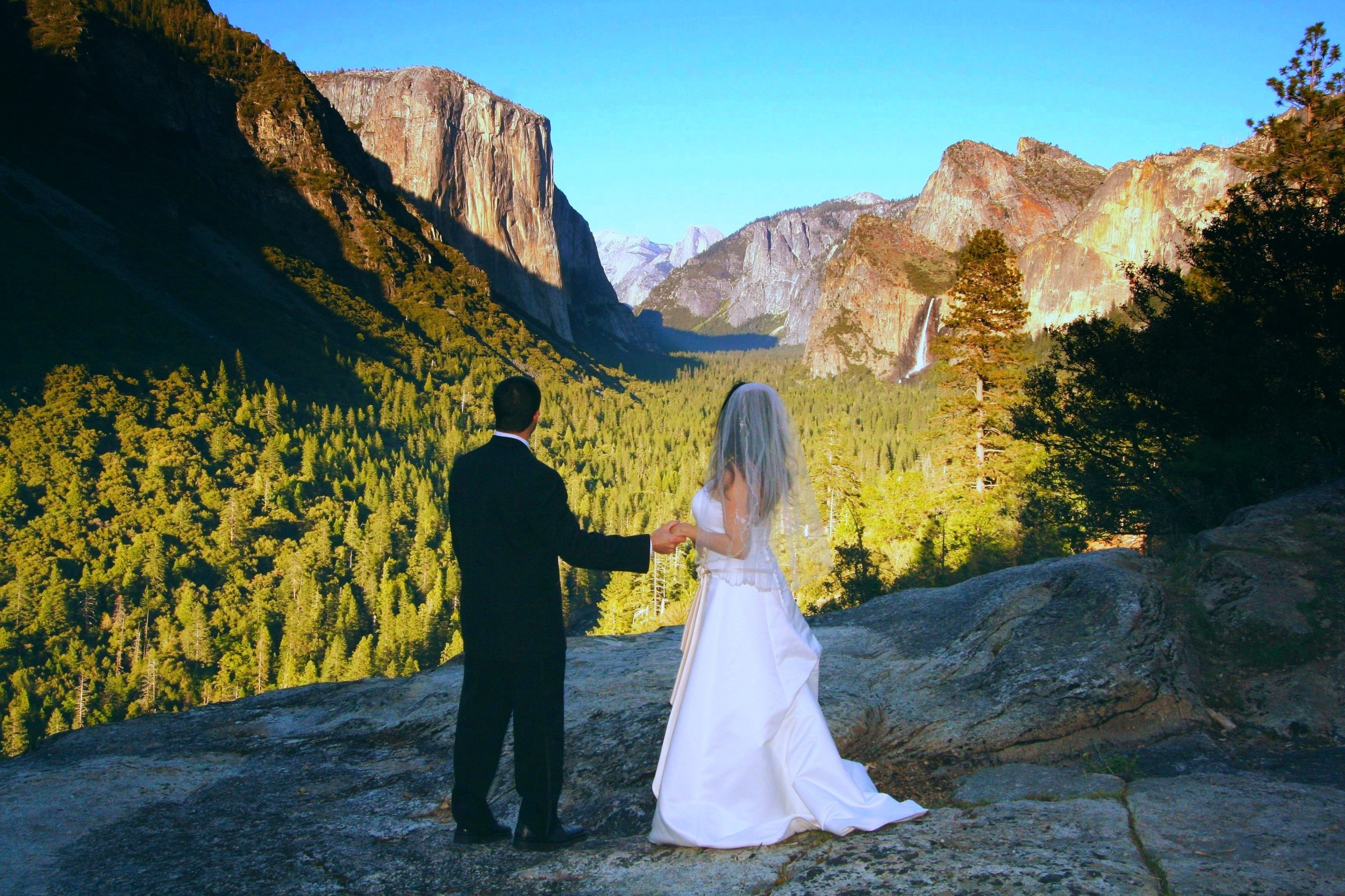 Yosemite Weddings Wedding Ceremonies And Resources