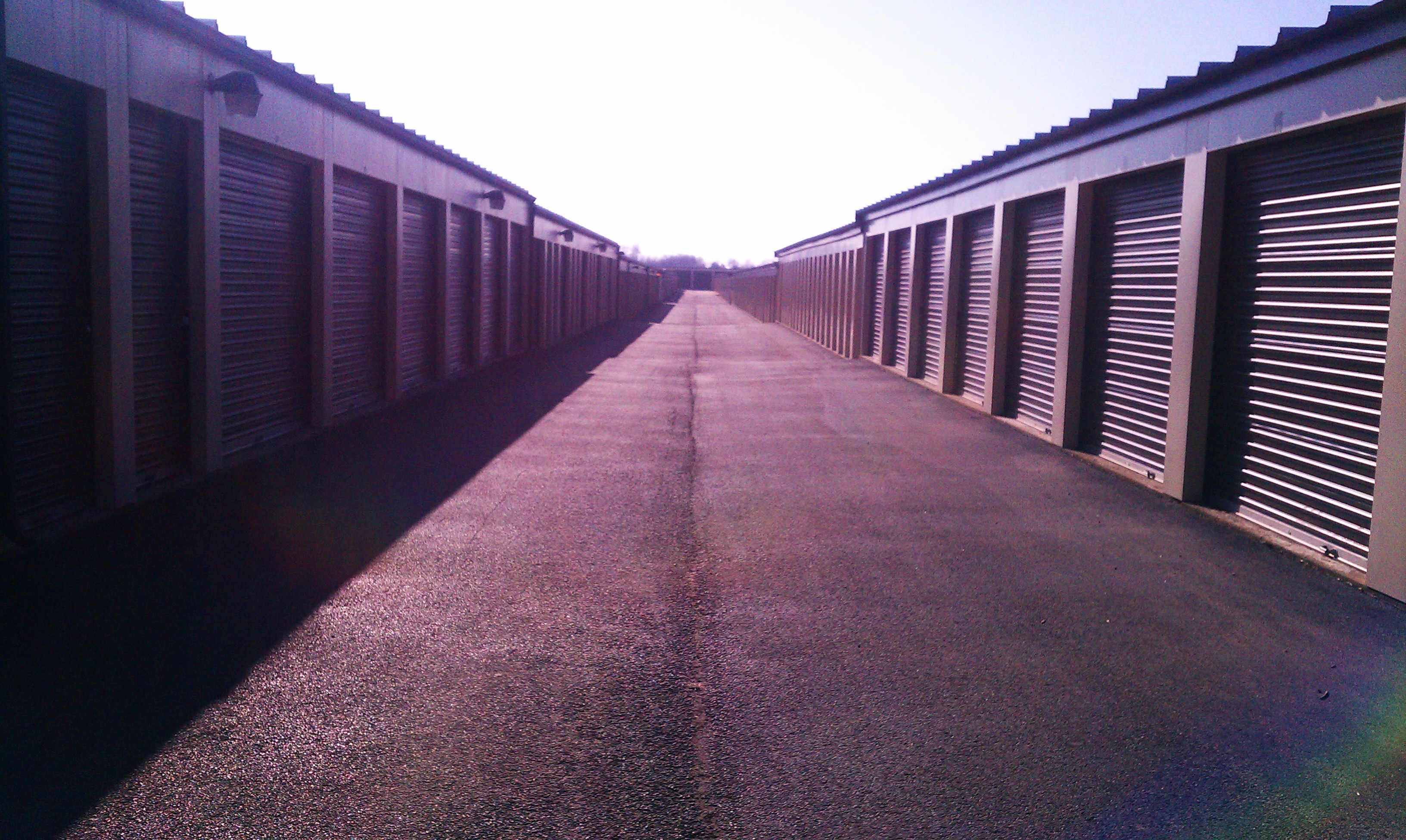 Our storage units in Pekin