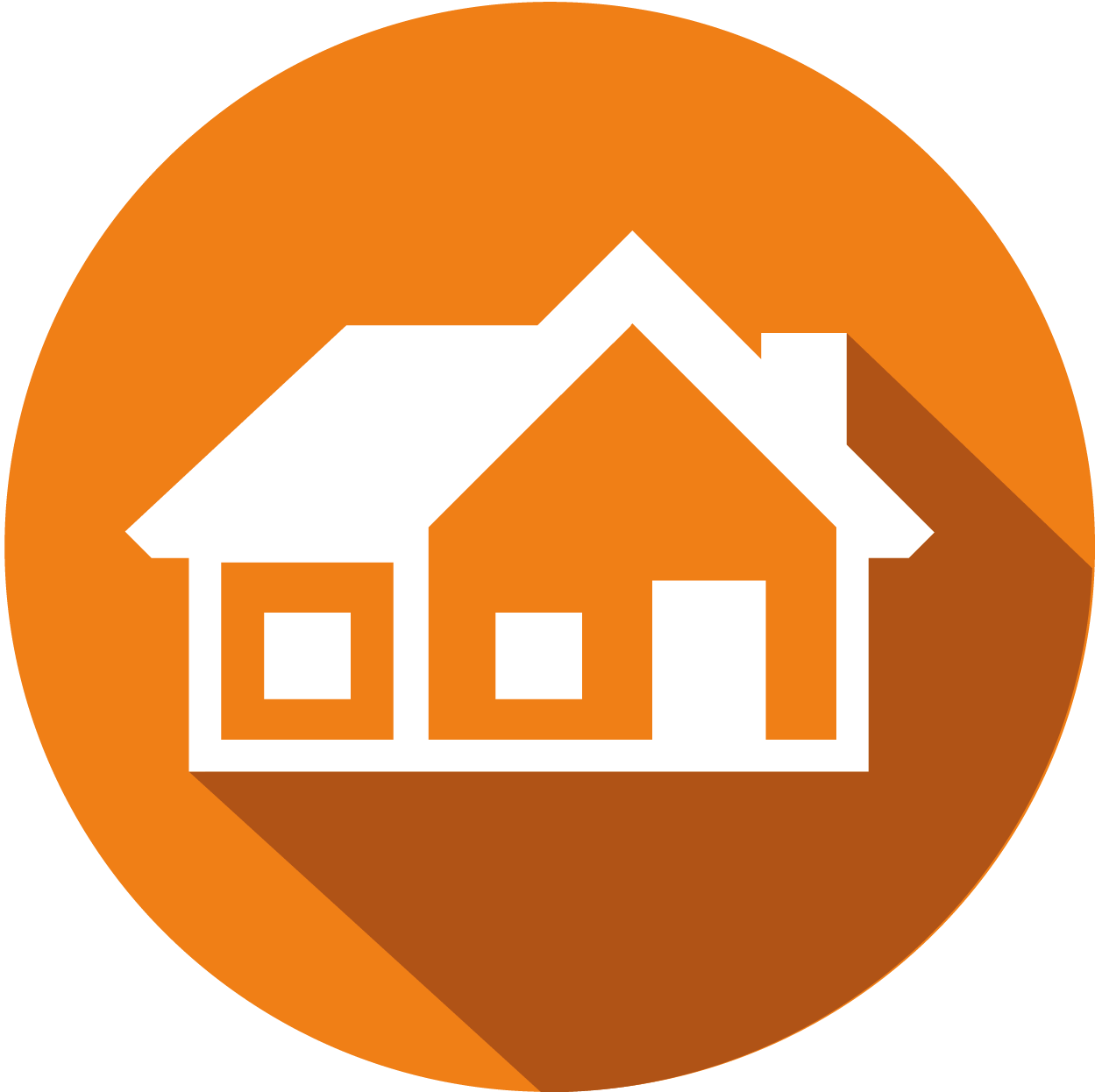 Roof service icon
