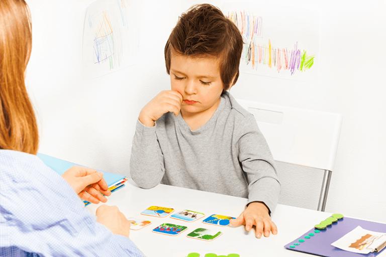 psicologa per bambini