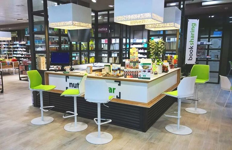 nutritional bar farmacia paini