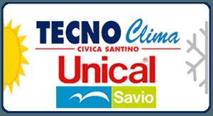 Tecnoclima, Unical, Savio, Rieti