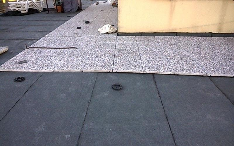 Realizzazione pavimentazione Biella