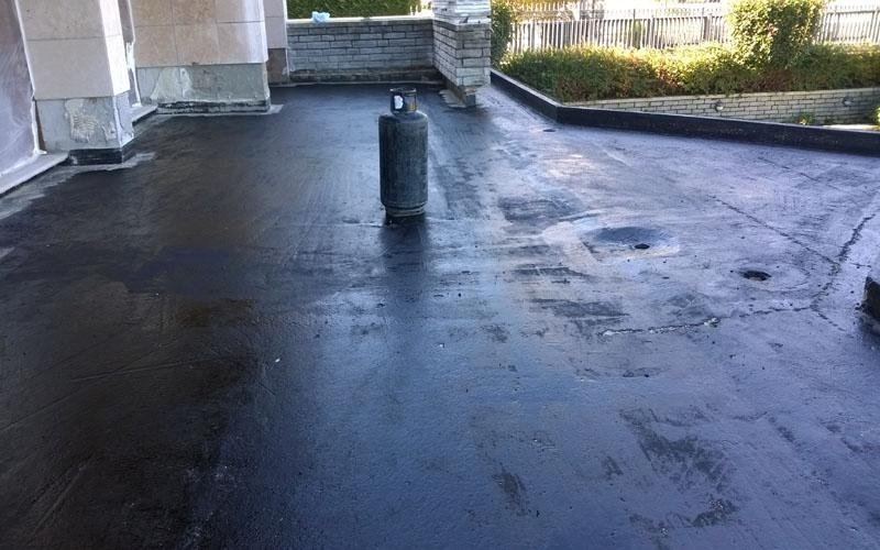 Impermeabilizzazione terrazzo Biella
