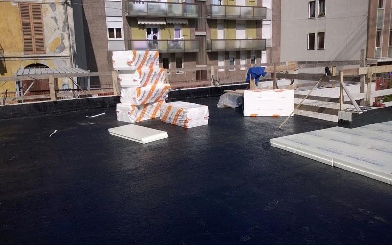 Coibentazione tetti Biella