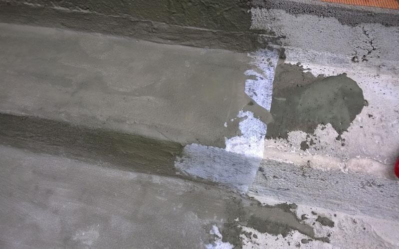 Deumidificazione cemento Biella