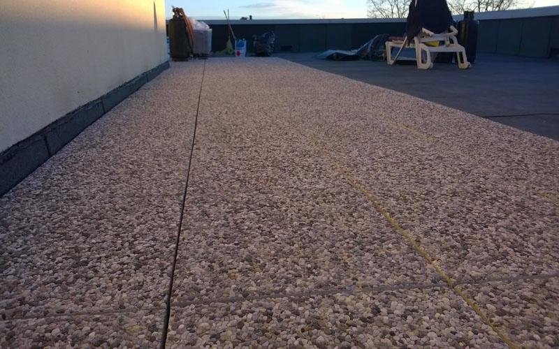 Pavimentazione terrazzo Biella