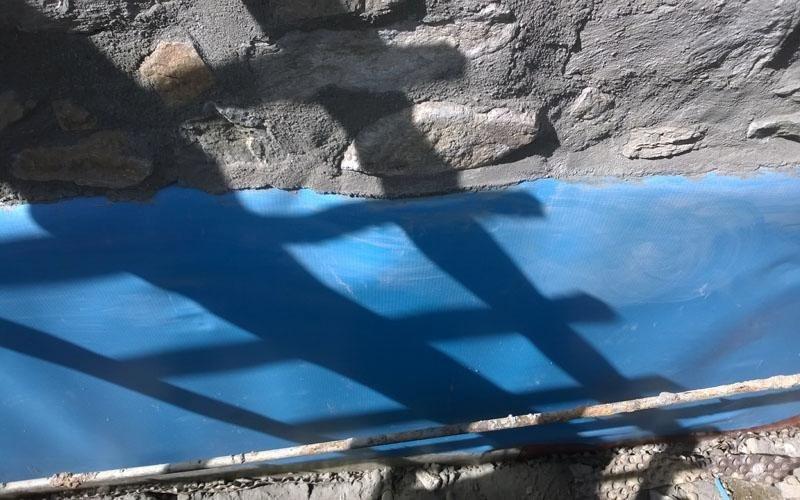 lavori di impermeabilizzazione in pvc Biella