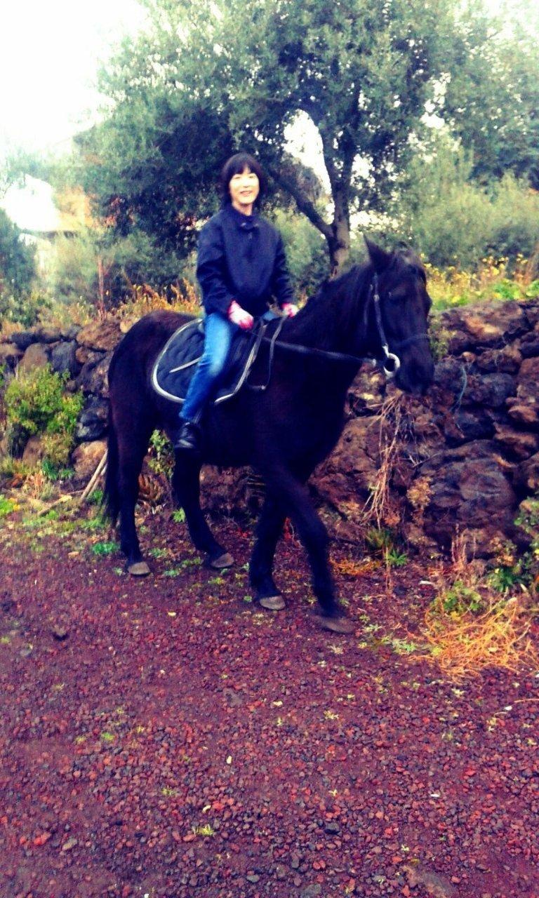passeggiate a cavallo sull