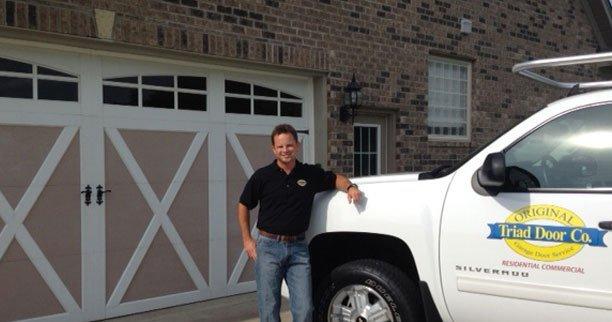 Garage door Installation Burlington NC