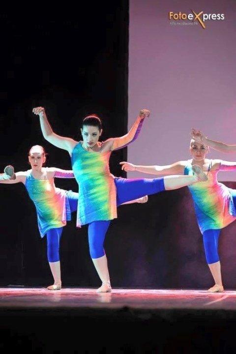Costumi da danza