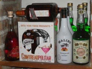 Liquori e Malibu