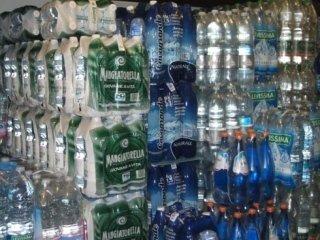 Vendita acque minerali