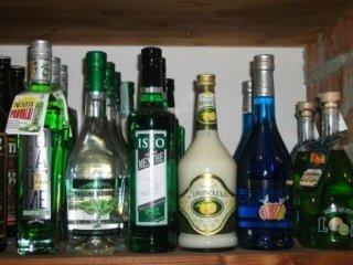 Liquori alla menta