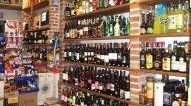 Negozio alcolici e analcolici
