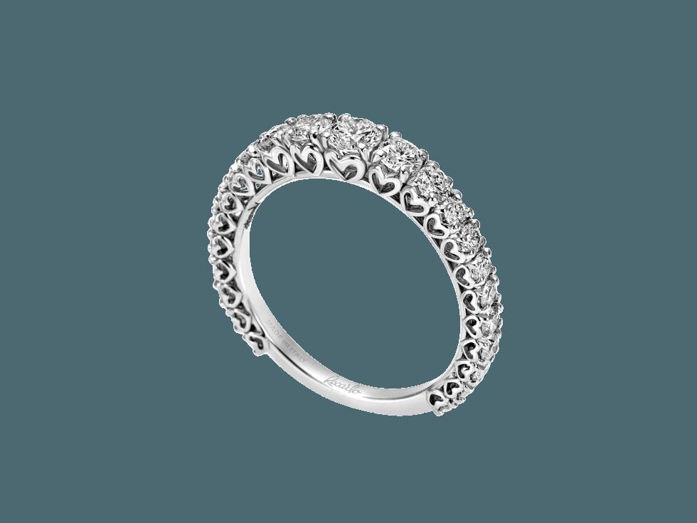 Recarlo anniversary fedina scalare diamanti