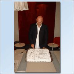 festeggiamento ventesimo anniversario impresa