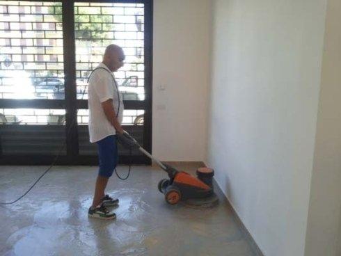lucidatura pavimentazioni