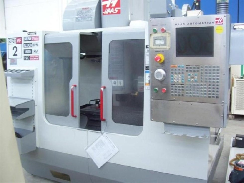 haas-vertical-machining-centre