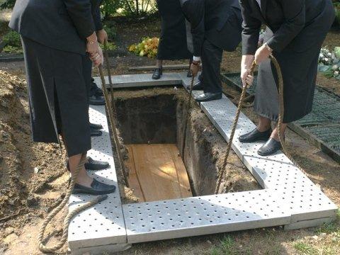 servizio sepoltura