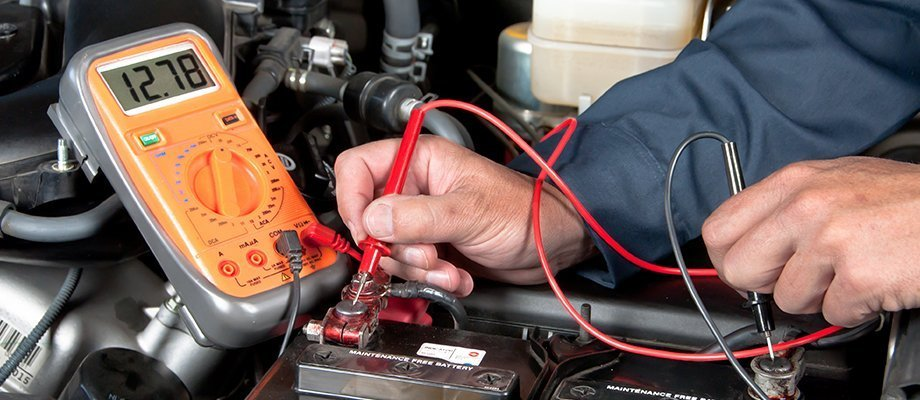 car battery repair