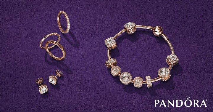 Pandora Jewelry Rose Collection