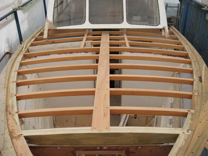 Boat restorations