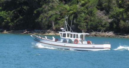 boat repairs in Havelock, Marlborough