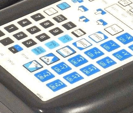 Fanuc Monitors and Keyboards